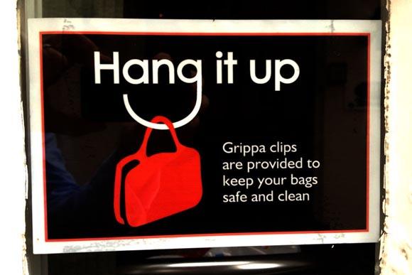 Grippa Clip Window Stickers