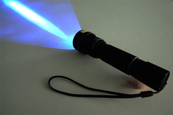 Long Range UV Torch