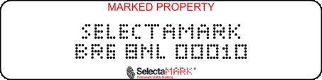 Supermark Classic Labels