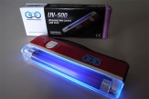 UV500 Lamp with torch